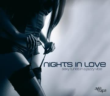 Various Artists - Nights In Love: Sexy Tunes In A Jazzy Vibe