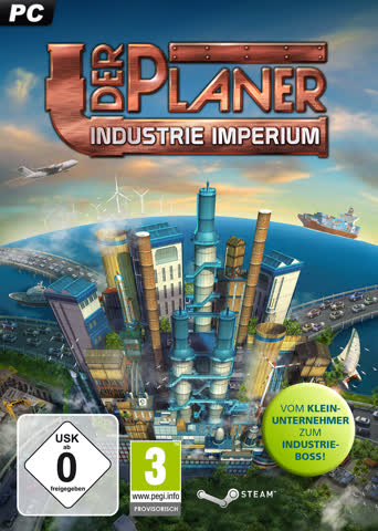 Der Planer - Industire Imperium