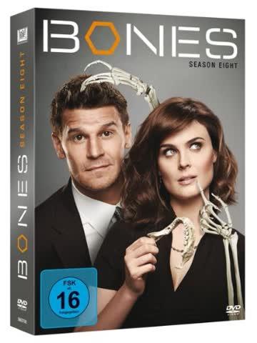 Bones - Die Knochenjägerin - Staffel 8