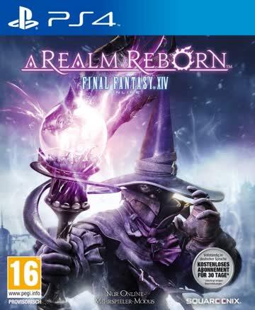 Final Fantasy XIV: A Realm Reborn (PEGI) (PS4) de Version