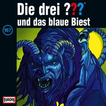 Die Drei ??? 167/ und das Blaue Biest