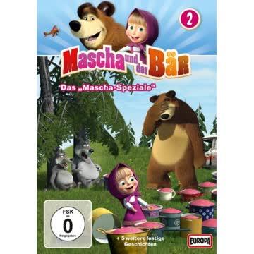 """Mascha und der Bär, Folge 02 - Das """"Mascha-Speziale"""""""