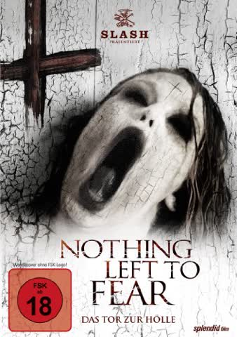 Nothing left to Fear (DVD) (FSK 18)