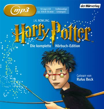 Harry Potter: Die komplette Hörbuch Edition
