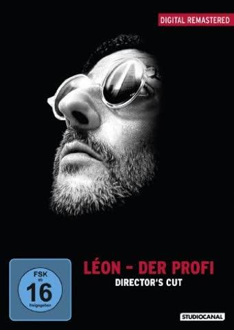 Leon - Der Profi - Director's Cut (DVD) (FSK 16)
