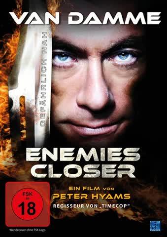 Enemies Closer - Bad Country