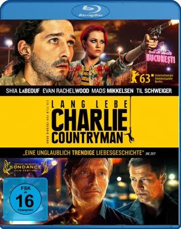 Lang lebe Charlie Countryman (Blu-ray) (FSK 12)