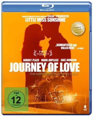 Journey of Love - Das wahre Abenteuer ist die Liebe (Prädikat: Wertvoll) [Blu-ray]