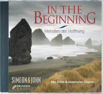 In the Beginning. CD. . Panflöte und klassische Gitarre