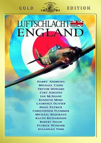 Luftschlacht um England (Gold Edition, 2 DVDs)