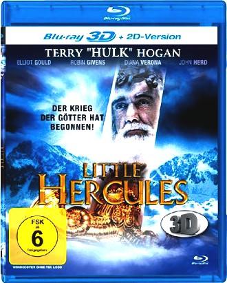 Little Hercules 3D [3D Blu-ray]