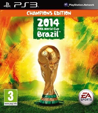 FIFA World Cup Brazil 2014 - Champions Edition