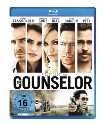 The Counselor (Blu-ray) (FSK 16)