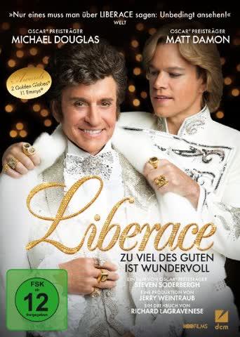 Liberace - Zu viel des Guten ist wundervoll (DVD) (FSK 12)