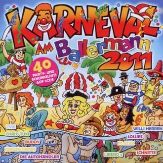 Various - Karneval Am Ballermann 2011