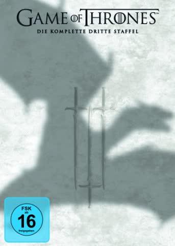 Game of Thrones - Season 3 (DVD) (FSK 16)