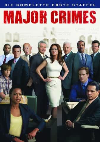Major Crimes - Die komplette erste Staffel [3 DVDs]