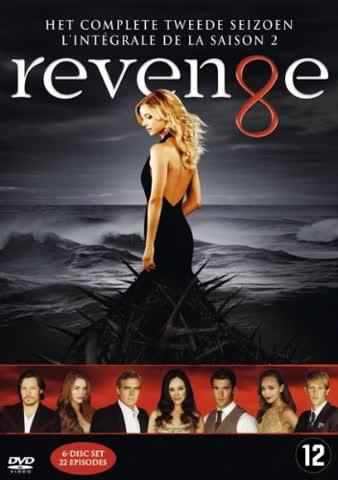 Revenge Season 2 (Region 2 Import)