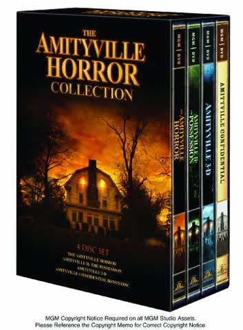 Amityville Horror Special Edition Gift Set [Import USA Zone 1]