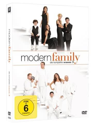 Modern Family - Die komplette Season 3 [3 DVDs]