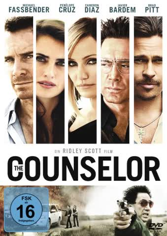 The Counselor (DVD) (FSK 16)