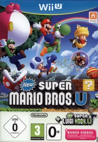 Super Mario Bros. U & Super Luigi U