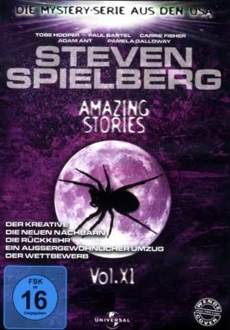 Amazing Stories Vol. 11