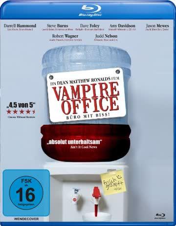 Vampire Office - Büro mit Biss (+ Copy To Go Disc) [Blu-ray]
