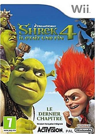 Shrek 4 il était une Fin (Franz. Version)