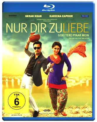 Nur Dir zuliebe - Gori Tere Pyaar Mein [Blu-ray]
