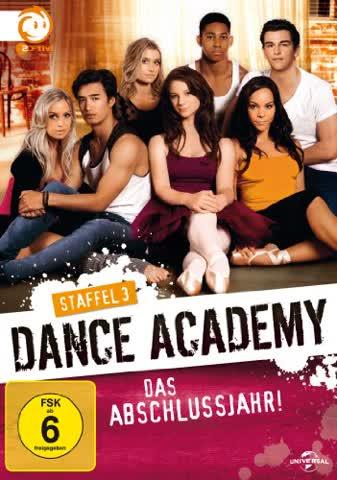 Dance Academy, Staffel 3 - Das Abschlussjahr! [3 DVDs]