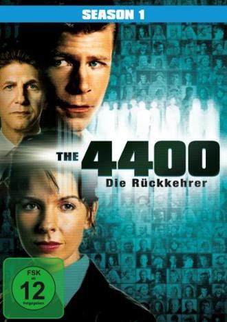 The 4400 - Season 1 [2 DVDs]