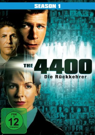 The 4400 - Season 1 [2 DVDs]