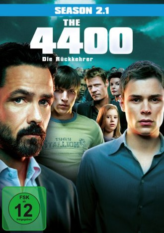 The 4400 - Season 2.1 (DVD)