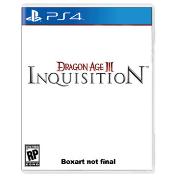 Dragon Age Inquisition Inquisitor`s Edition Playstation 4