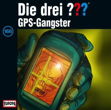Die drei ???, Folge 168 - GPS-Gangster