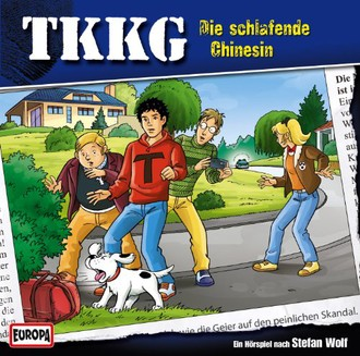 TKKG 186/ Die Schlafende Chinesin
