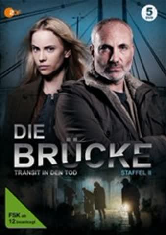 Die Brücke - Transit in den Tod: Staffel II [5 DVDs]