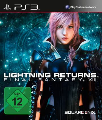 Final Fantasy 13 - Lightning Returns (PS3) (USK 12)