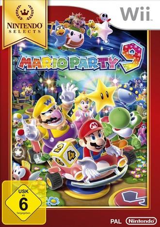 Nintendo Selects: Mario Party 9