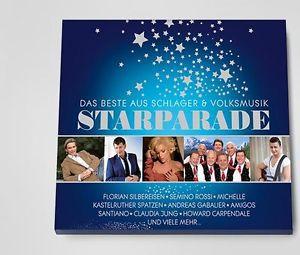 diverse - Starparade (Das Beste aus Schlager und Volkmusik)