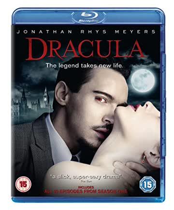 Dracula - Season 1 [Blu-ray] [UK Import]