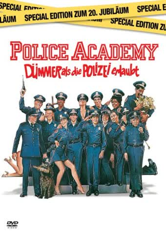 Police Academy - Duemmer als di