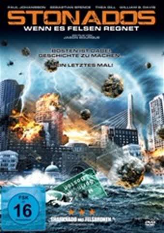 Stonados - Wenn es Felsen regnet (DVD) DE-Version