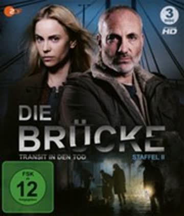Die Brücke - Transit in den Tod - Staffel 2 [Blu-ray]