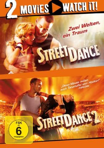 StreetDance 1&2 [2 DVDs]