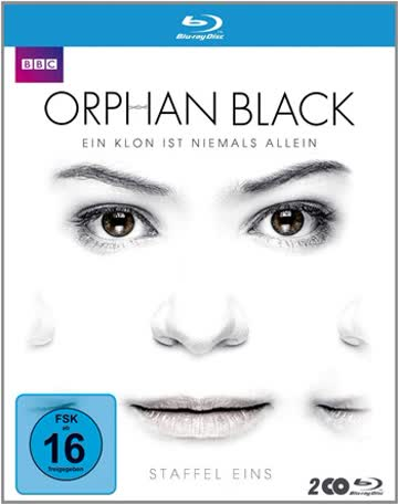 Orphan Black - Staffel 1 [Blu-ray]