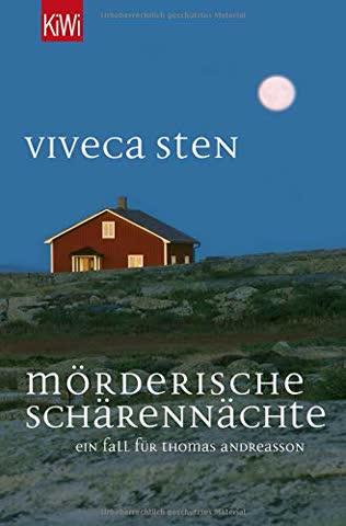 Ein Fall für Thomas Andreasson, Band 04 - Mörderische Schärennächte