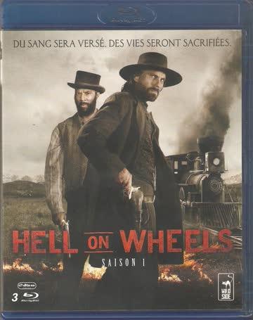 Hell on Wheels - Saison 1 [Blu-ray]