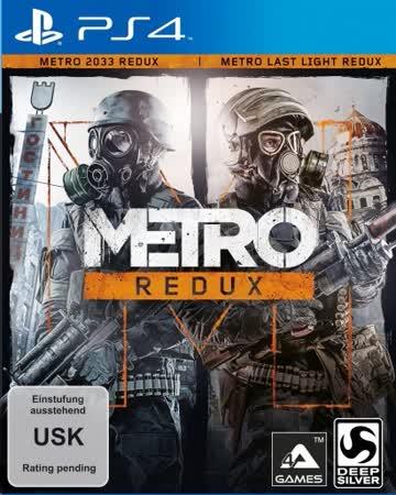 Metro: Redux (PS4) (PEGI)